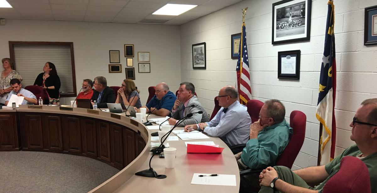 Mcdowell County Board Of Education Bids Approved For New