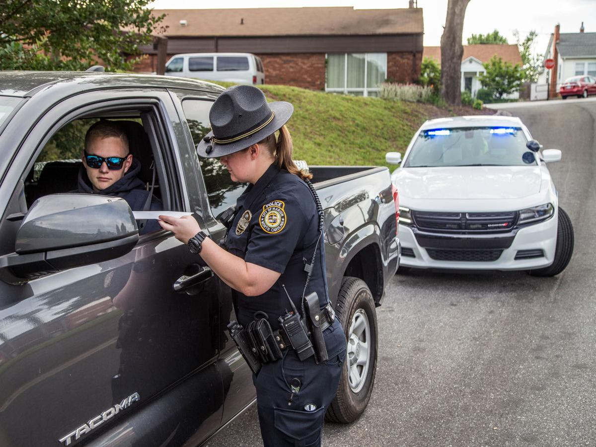 'Click It or Ticket' hits McDowell: Two-week program to crack down on seat belt violations