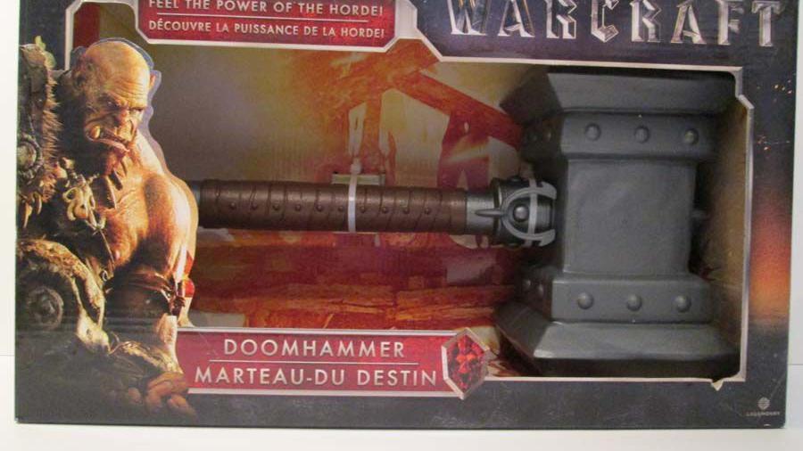 Scott Hollifield: Group brings Doomhammer down on dangerous toys