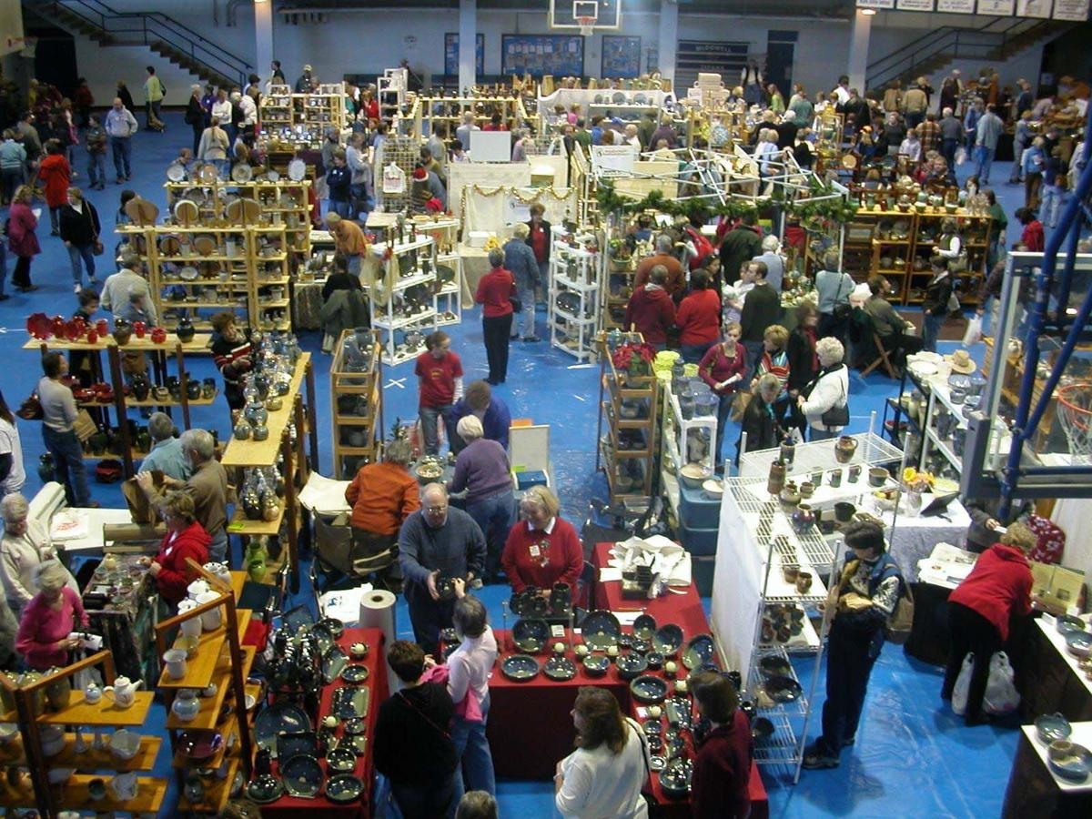 30th Annual Potters Market set for Saturday