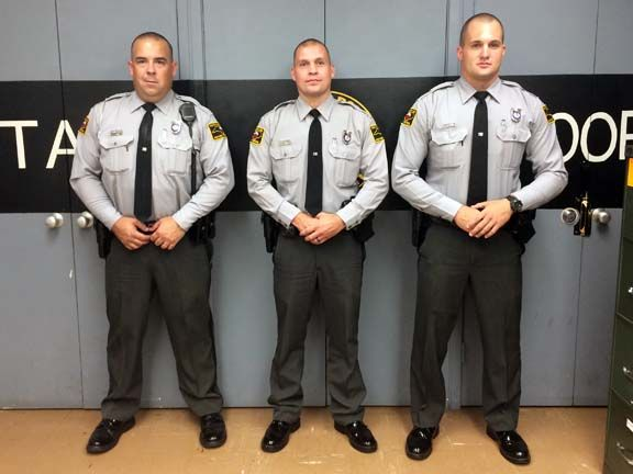 District gets 3 new state troopers