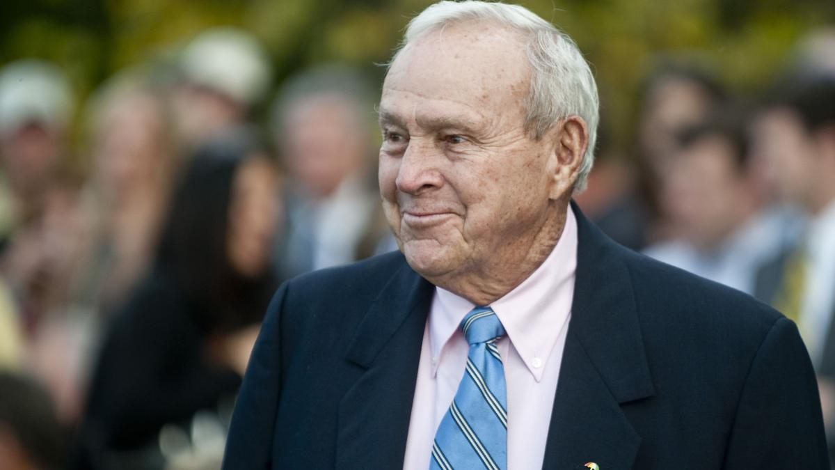 Arnold Palmer dies at the age of 87