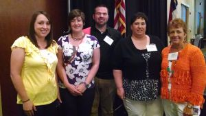 Five educators from McDowell picked for state program