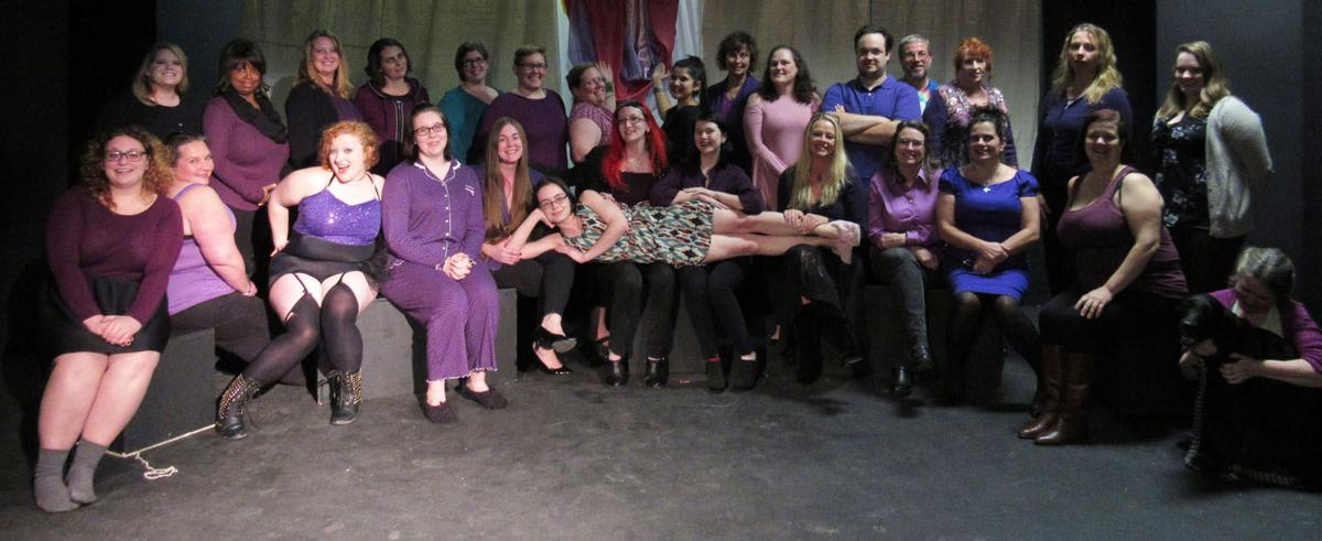Vagina Monologues comes to the Greenlee Theatre this Friday and Saturday