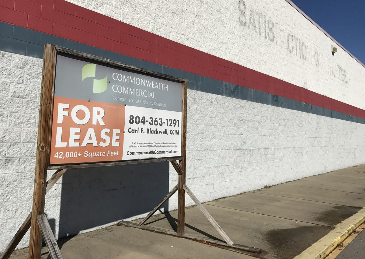 Old Walmart building, other properties have new owners