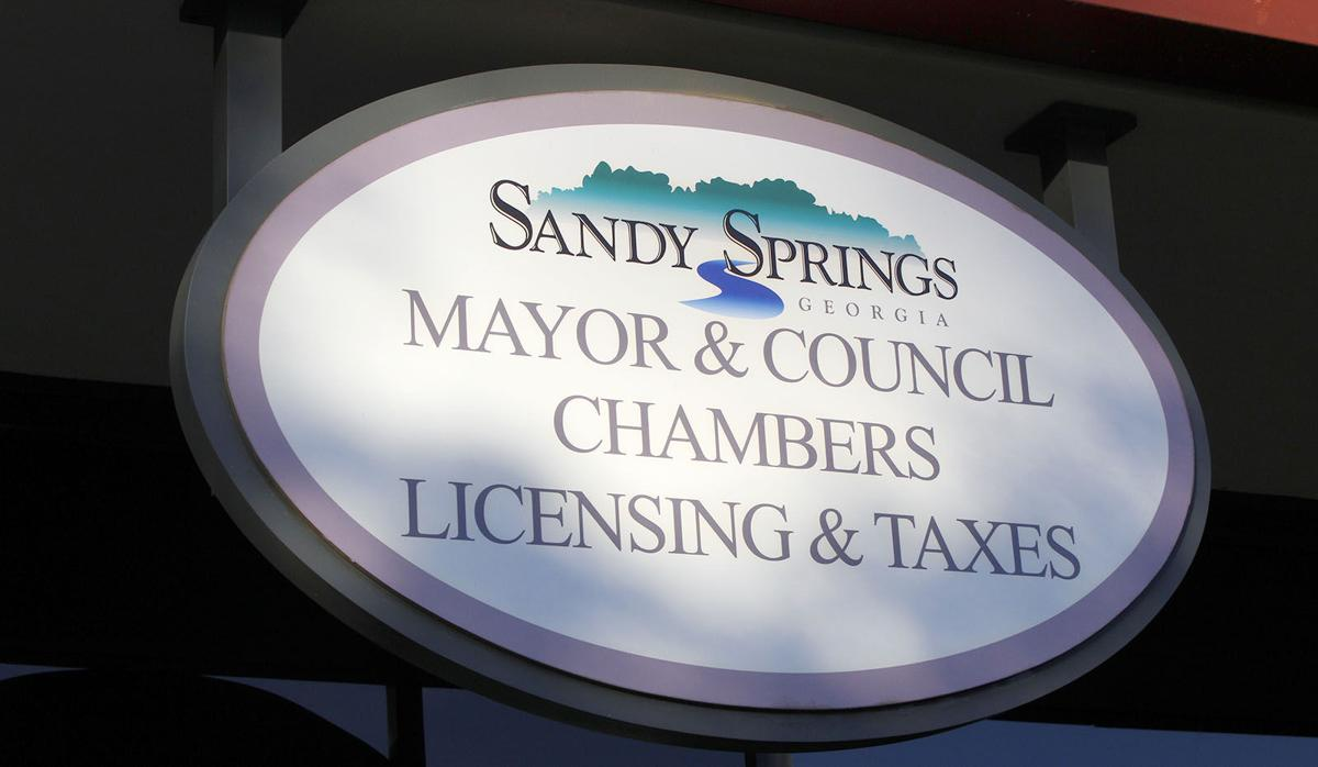 Sandy Springs council approves 1.07 percent property tax increase
