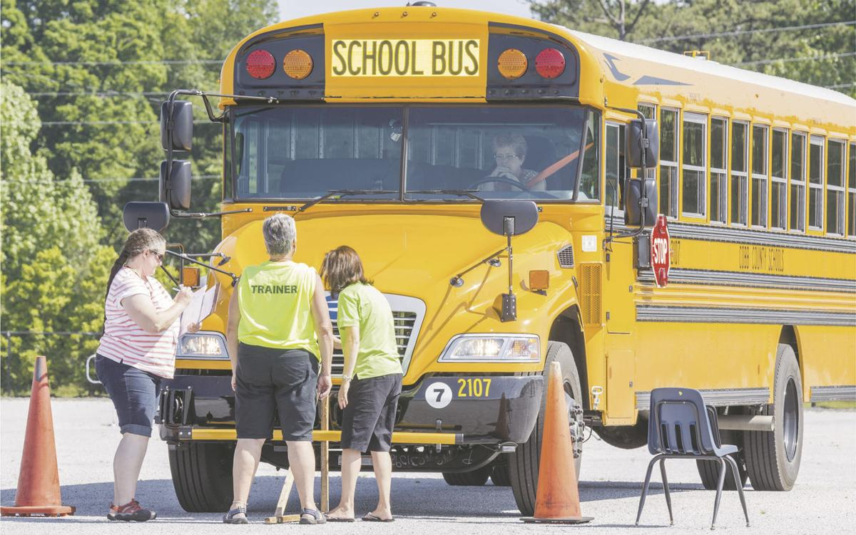 Local Districts Keep Students Safe With Strict Bus Rules