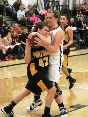 OHS/IHS Girls Basketball - Marissa Stegora