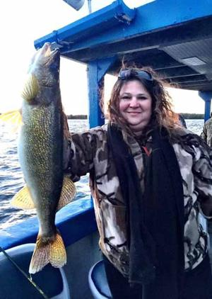 Walleye fishing will again be catch-and-release only in 2017 on Mille Lacs Lake.