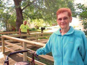 Judy Parrish, Aitkin