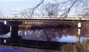 Mille Lacs County bridge