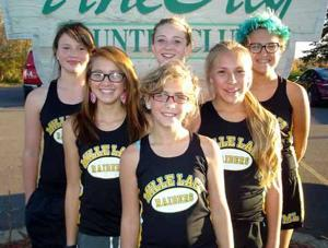 Raiders Cross Country Team