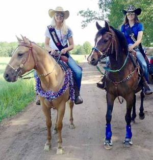 Horse show is Aug. 7 at fairgrounds