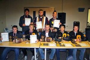 OHS football awards