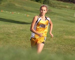 Raiders cross country - Cassie Bolz