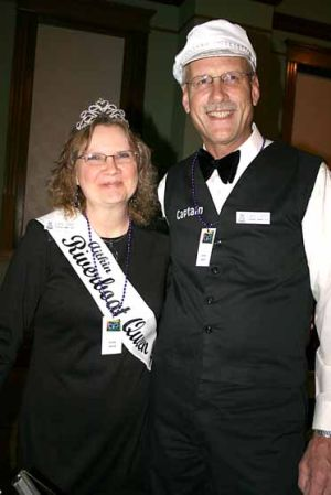 Riverboat Queen Diane and Captain Dallas Smith