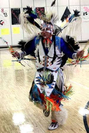 Native Pride - Larry Yazzie
