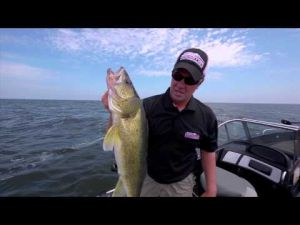 Trolling Stickbaits for Big Mille Lacs Walleyes --