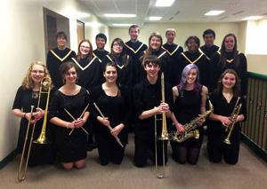 OHS all conference band/choir performance