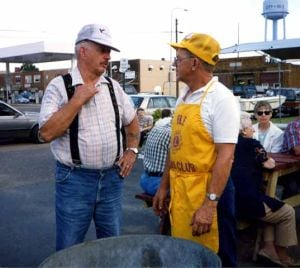 Jim Bryant and the late Denny Haggberg