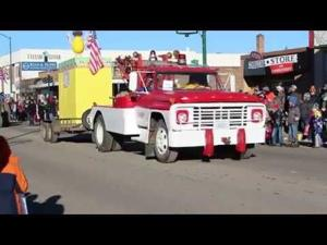 2015 Fish House Parade