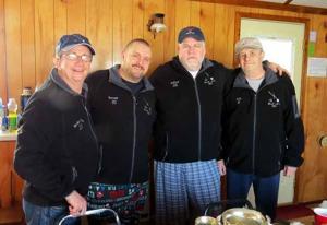 Adkins, Atkins fishing gang