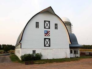 Mickelson's barn
