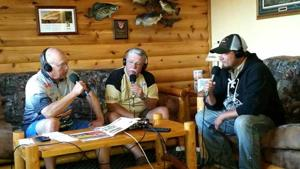 Jim DaRosa and Don Dziedzina radio show