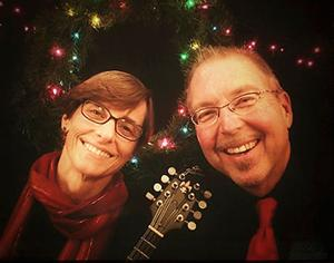 Musicians Brian and Sheralyn Barnes will be featured at the annual Christmas Tea event at the Aitkin Public Library Dec. 7