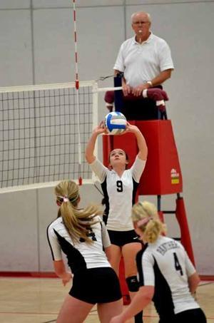 Onamia Volleyball - Madison Husom
