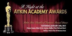 Aitkin Chamber annual dinner