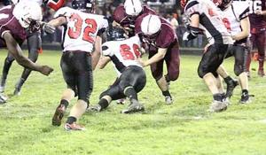 Michael Roth (66) moves in for a tackle against the Rangers.