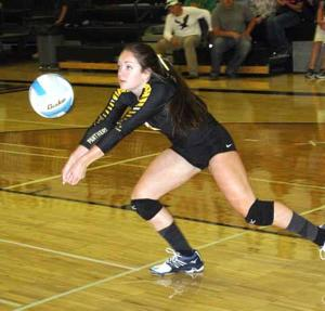 OHS Volleyball - Madison Husom