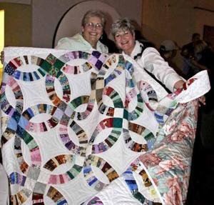 MLAHF fundraiser - quilt