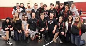 The Aitkin Gobblers went 3-0 at the Dravis Team Tournament at Staples over the weekend.