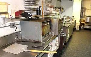 Rosallini's kitchen