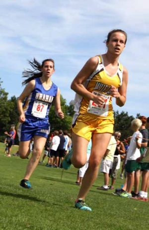 Raiders Cross Country - Monica Young