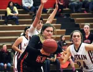 IHS/OHS Girls Basketball - Amber Loren