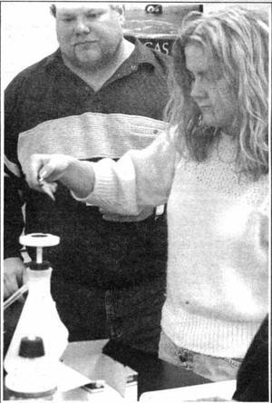 OHS biology teacher Mike Zea 1994
