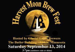 Harvest Moon Brew Fest Sept. 13