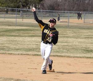 OHS Baseball - Rob Oehrlein