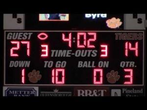 Metter versus Swainsboro Highlights