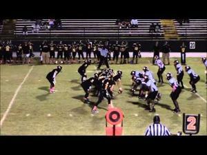 Metter versus East Laurens Football Highlights