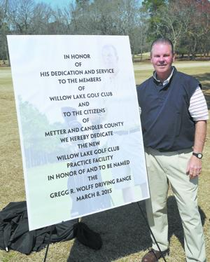 Gregg Wolff honored