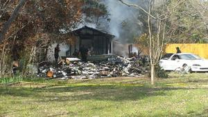 Second Storage Shed Fire
