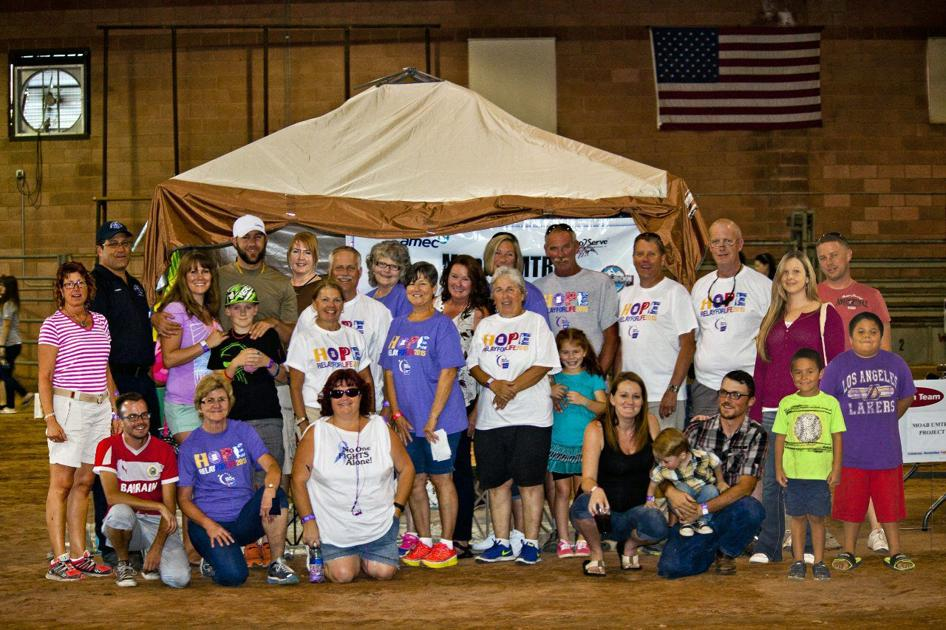 Walk for a cure - Moab Sun News: Get Out & Go