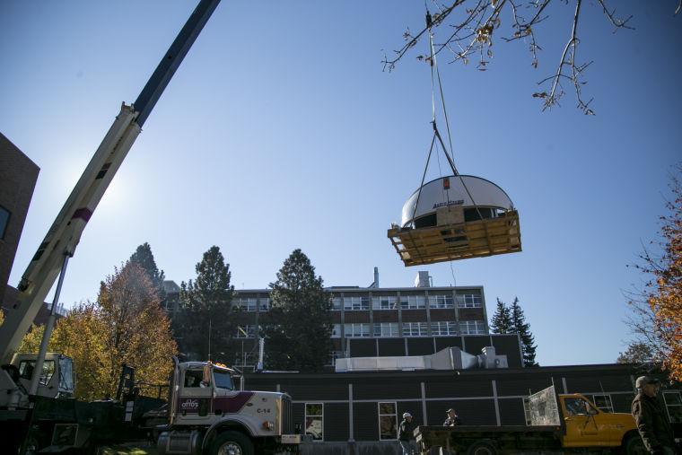 UM's new telescope