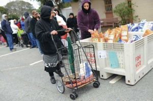 With more than a quarter of Monterey County's children living in poverty, accessing food takes priority.