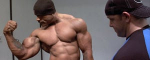 Heavy Stuff: The heft of the steroids documentary Bigger, Stronger, Faster is found in the filmmaker's interactions with his drug-using siblings.
