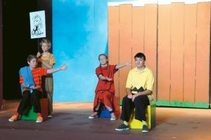 Stars are born in Monterey County summer theater camps.